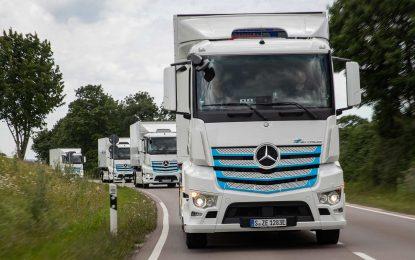 Mercedes-Benz eActros – premijera 30. juna
