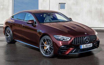 Mercedes-AMG GT 4-Door Coupe – obnavljanje ponude [Galerija i Video]