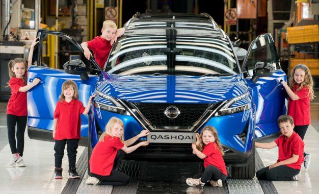 Nissan Qashqai – početak proizvodnje u Sunderlandu [Galerija i Video]