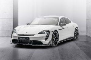 Mansory Porsche Taycan – samo izgled… (ništa motor) [Galerija]