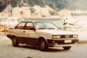 Audi Coupe: Pogledajte test iz 1980. godine [Video]