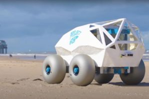 BeachBot: Vozilo za pronalazak i uklanjanje opušaka [Video]