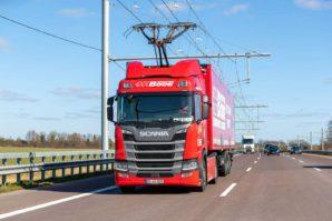 E-Highways: Šleperi koji voze poput trolejbusa