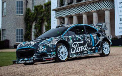 Ford Puma Rally1 WRC Prototype – premijerno na Goodwoodu [Video]