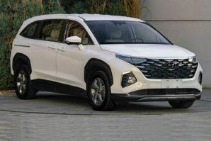 Hyundai Custo: Deklasificiran novi monovolumen [Galerija]