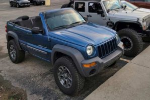 Jeep Liberty Cabrio: Bizaran razlog nastanka nasljednika Jeepstera