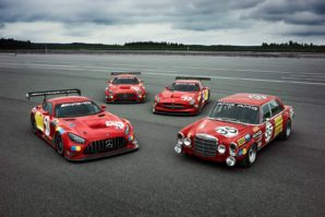 """U čast """"Crvene svinje"""": 50 godina od prvog sportskog uspjeha AMG-a [Galerija]"""