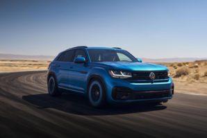 VW Atlas Cross Sport GT: Još uvijek samo studija [Galerija]