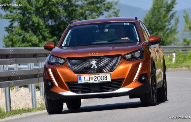TEST – Peugeot 2008 Allure Pack 1.2 PureTech 130 STT Euro 6.3