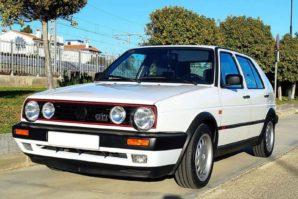 Oldtimer nedjelje: VW Golf GTI iz 1989. godine [Galerija]