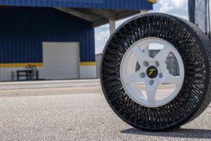 Goodyear razvija gume bez zraka