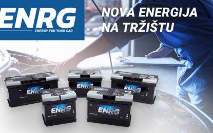 ENRG – nova energija na tržištu akumulatora