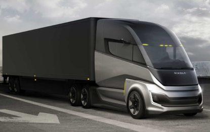 Nikola Motor Company bi ove godine mogao proizvesti samo 25 kamiona