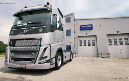 Nada Transport prva u Bosni i Hercegovini s najsnažnijim kamionom – Volvo FH16 750 [Galerija]