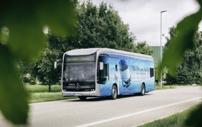 Mercedes-Benz eCitaro – za prevoz putnika na sajmu IAA Mobility u Minhenu