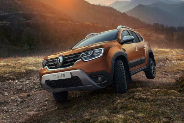 Renault Duster CVT [2021]