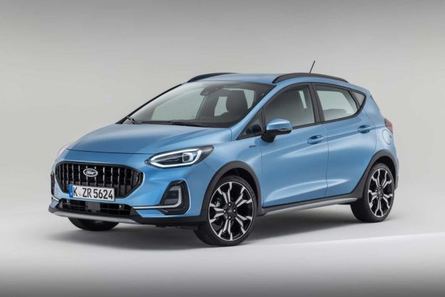 Ford Fiesta Active [2021]