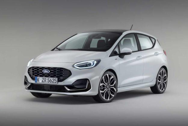 Ford Fiesta ST-Line [2021]