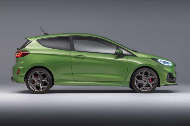 Ford Fiesta ST [2021]