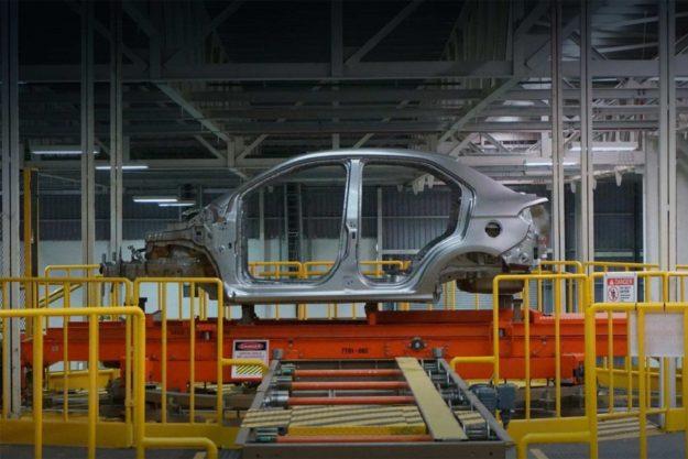 Ford India (Proizvodnja)