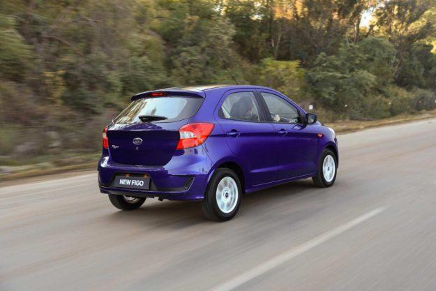 Ford Figo [2021]