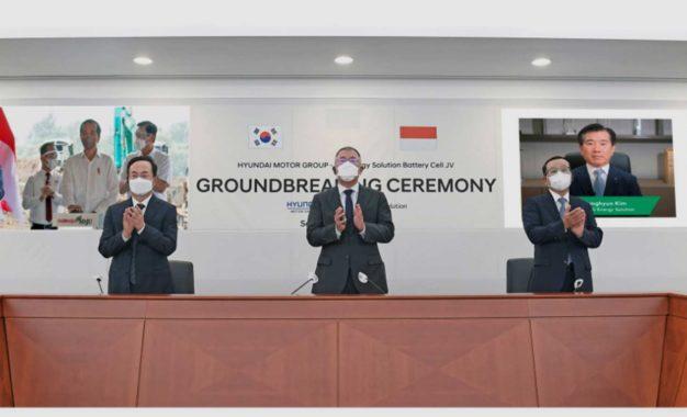 Hyundai Motor Group i LG Energy Solution započinju gradnju tvornice baterijskih ćelija u Indoneziji