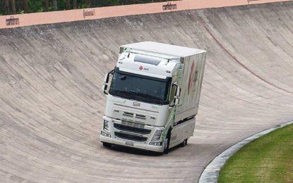 Rekord za Guinessa: Električni kamion prešao 1.099 km s jednim punjenjem