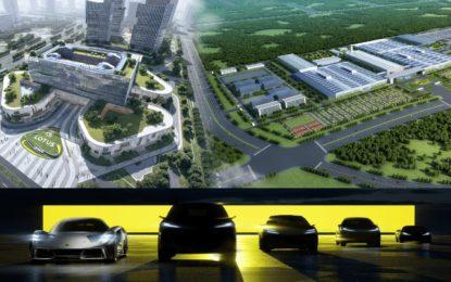 Lotus gradi novi tehnički centar u Kini i najavljuje 4 nova modela
