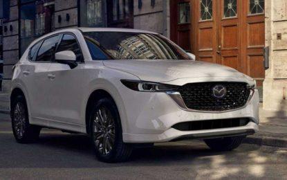Mazda CX-5 – još jedno ažuriranje [Galerija]