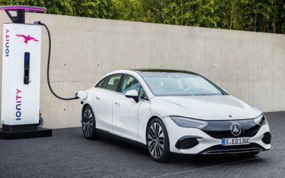 Mercedes predstavio električnu E-Klasu – EQE [Galerija i Video]