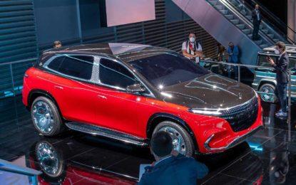 Mercedes-Maybach EQS SUV – koncept blizu proizvodnje [Galerija i Video]