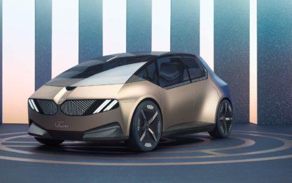 BMW i Vision Circular – vizija luksuza u malom pakovanju [Galerija i Video]