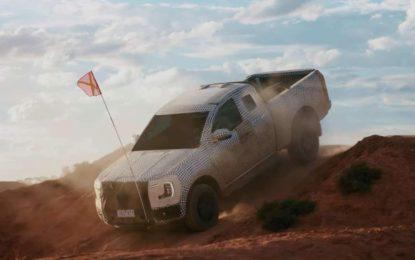 Ford Ranger – najava posljednjeg osvježenja [Video]