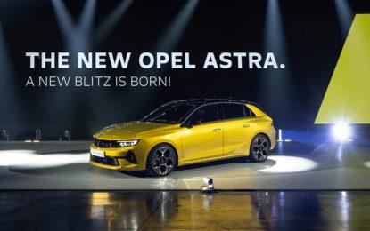 Opel je danas pod ovim motom u Rüsselsheimu predstavio šestu generaciju Astre [Galerija i Video]