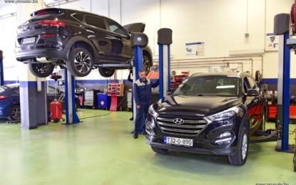 Održavanje polovnog Hyundaija Tucsona 2.0 CRDi 4WD i 1.6 GDI 2WD (2015.-2020.)