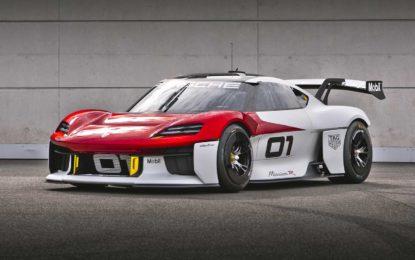 Porsche Mission R – ispunjavanje snova [Galerija i Video]