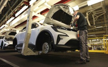 Renault Megane E-Tech: Start proizvodnje u Douaiju [Galerija i Video]