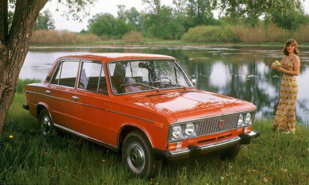 2. Lada 2106 / Rusija