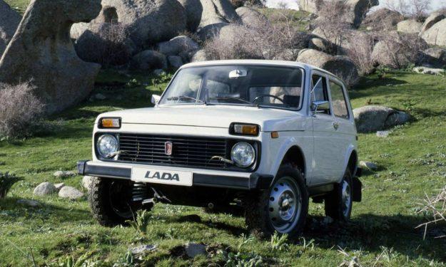 3. Lada Niva / Rusija