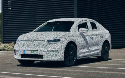 Škoda Enyaq Coupe iV – novi karoserijski oblik [Galerija i Video]