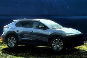 Subaru Solterra: Prve slike električnog crossovera