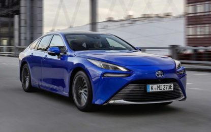 Toyota Mirai: Najprodavaniji automobil s gorivim ćelijama