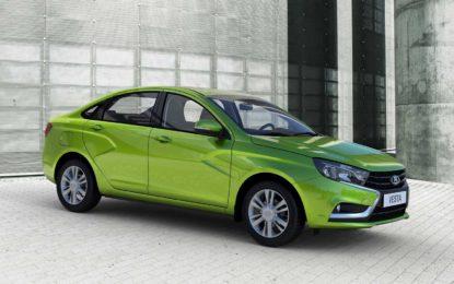 Rusko tržište novih vozila: Lada Granta u avgustu izgubila prvo mjesto