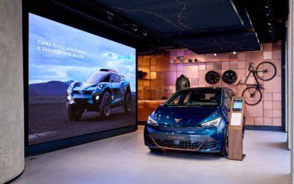 Cupra Garage Milano – nova garaža otvorena u Milanu