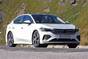 Volkswagen Aero B – električni nasljednik Passata