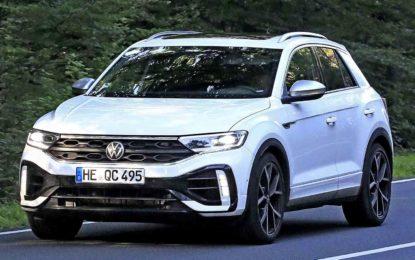 Volkswagen T-Roc R – bez vidljive kamuflaže