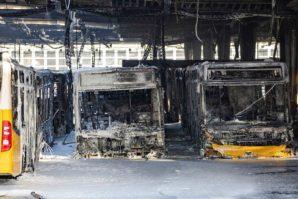 Panika u Njemačkoj: Požari uništavaju gradske električne autobuse!