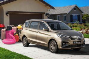 Toyota Rumion: Još jedan rebrendirani Suzuki [Galerija]