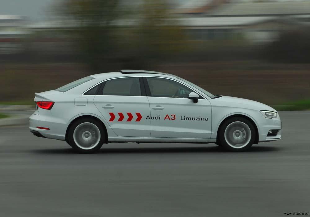 ProAuto - TEST - Audi A3 Sedan 2.0 TDI Attraction (150)