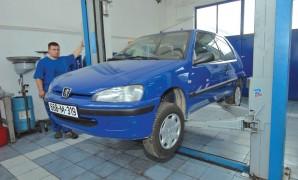 Održavanje polovnog Peugeota 106 1.1 8v i 1.4 8v (1996.-2003.)